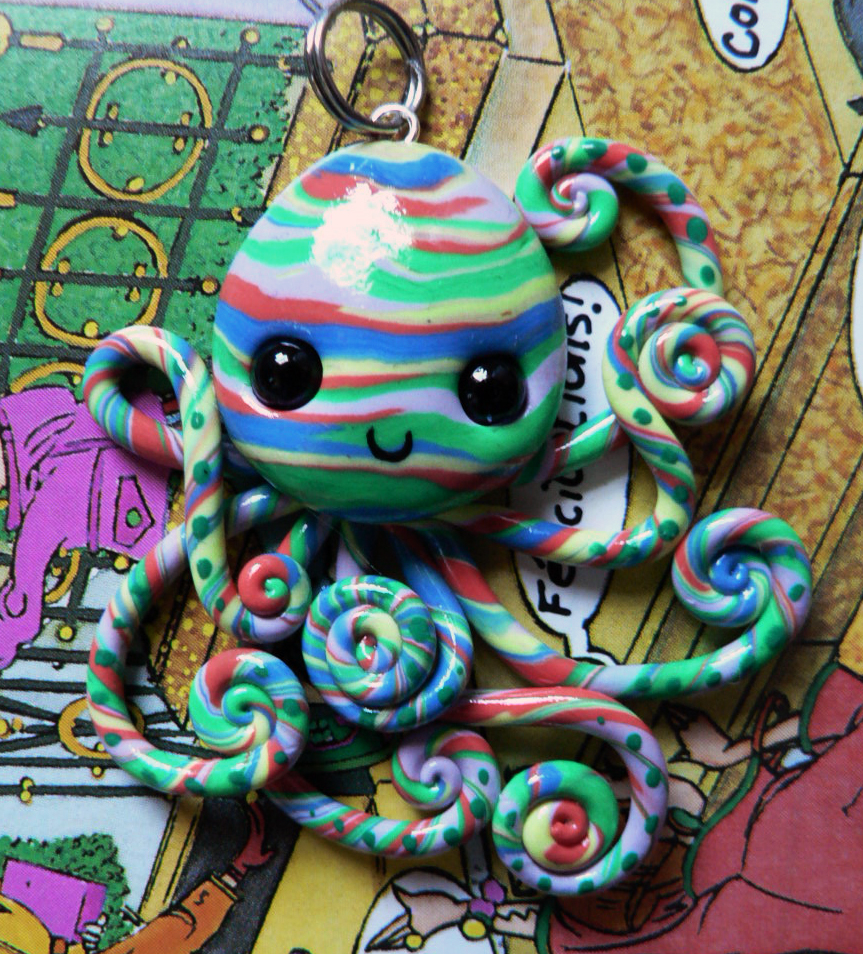 curly_tentacled_striped_octopus_necklace_by_blackmagdalena-d4o0wnv
