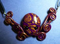 royal_purple_octopus_choker_by_blackmagdalena