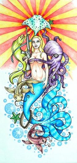 Mermaid Marion