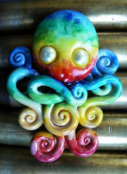 watercolor_rainbow_octopus_by_blackmagdalena-d4defsh