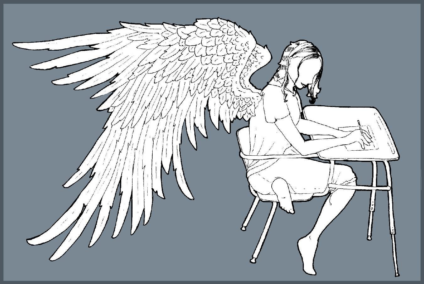 school_angel_by_blackmagdalena