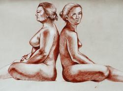 Twin Pose