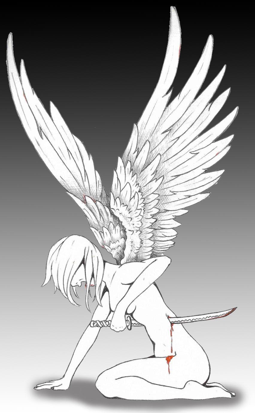 hara_kiri_angel_by_blackmagdalena