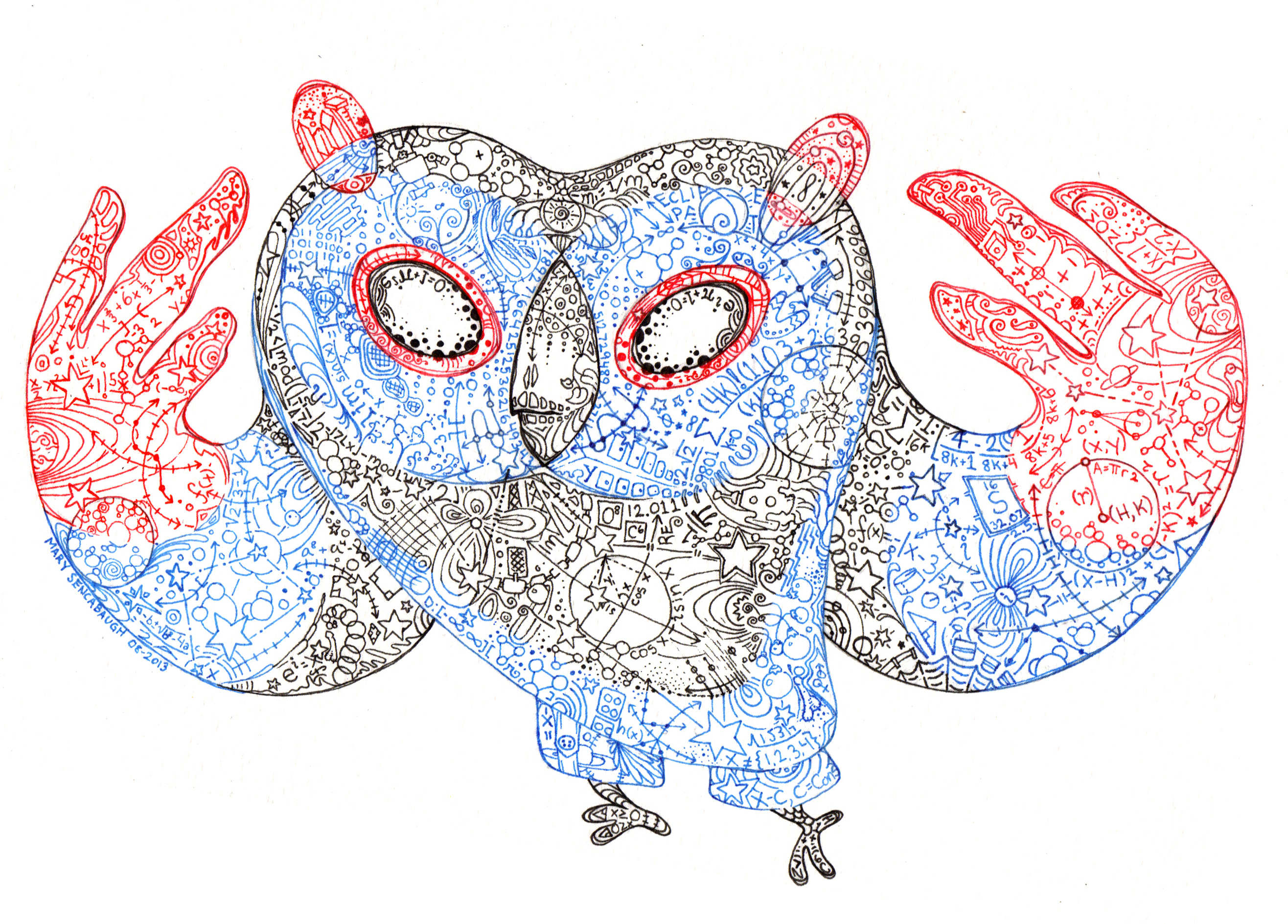 The Cosmic Owl