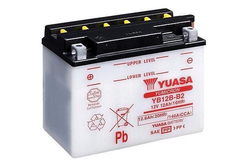 YUASA YB12B-B2