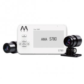 AMA S780 雙鏡頭行車記錄器 1080P