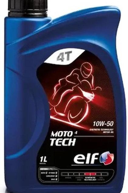 ELF MOTO TECH 10W50