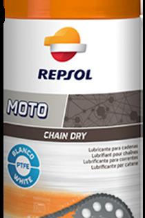 REPSOL MOTO CHAIN DRY 乾粉鏈油(噴劑) 400ml