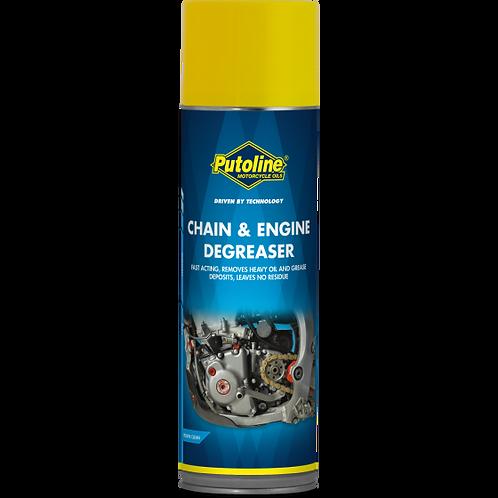 PULOLINE Chain & Engine Degreaser 500ml 鏈條及引擎清潔劑
