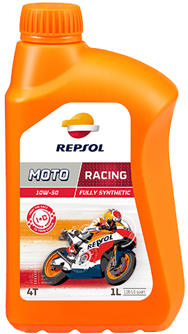 REPSOL MOTO RACING 4T 10W-50