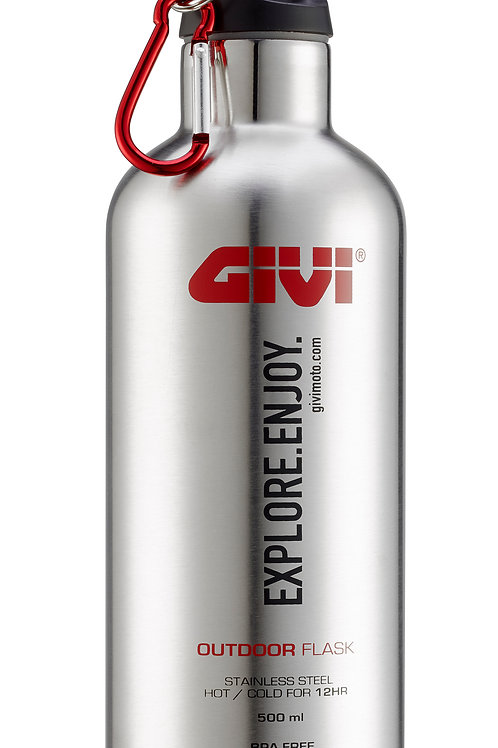 GIVI Stainless steel Support in stainless steel thermal flask 500ml