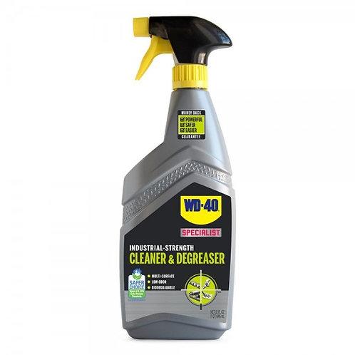 美國WD-40® 萬用強效清潔除油劑 SPECIALIST CLEANER & DEGREASER