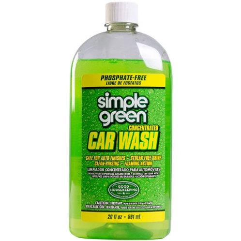 Simple Green環保濃縮洗車液