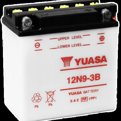 YUASA 12N9-3B