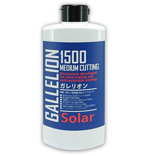 SOLAR 1500 GALLELION MEDIUN CUTTING 中度鏡面劑 拋光劑-硬漆用