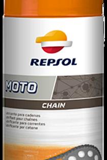 REPSOL MOTO CHAIN 濕式鏈油(噴劑) 400ml
