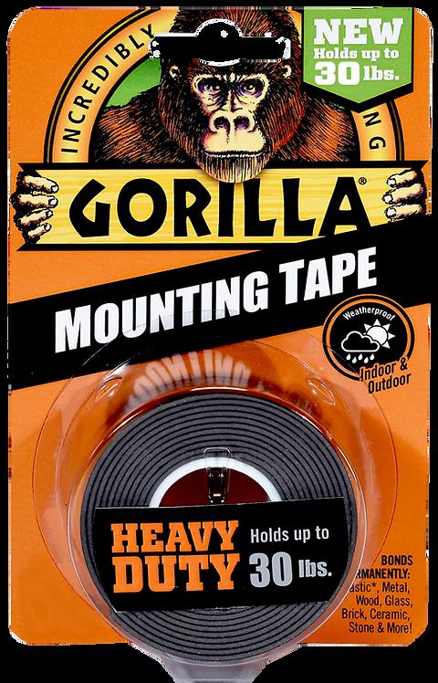 GORILLA mounting tape 大猩猩膠帶