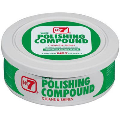 No.7 07610 White polishing compound