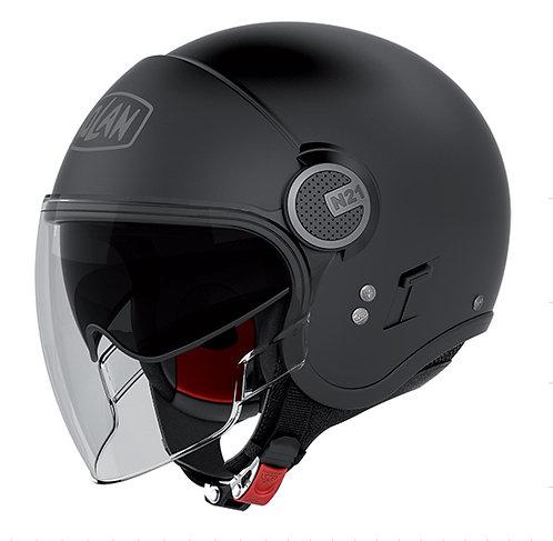 N21 VISOR 10 CLASSIC MATT BLACK