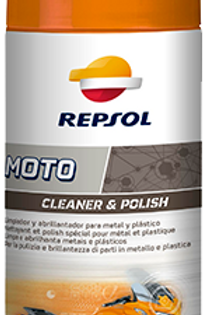 REPSOL MOTO CLEANER & POLISH 鏈條清潔劑 400ml