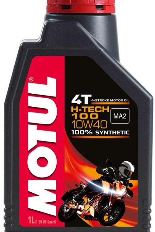 MOTUL Hi-Tech 100 4T 10W40