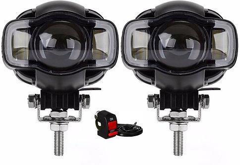 LED Moto Fog lights 射燈