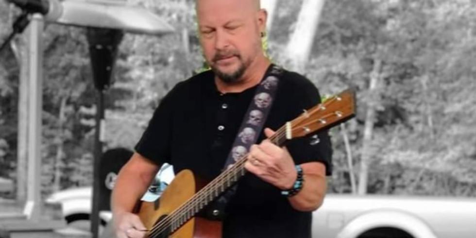 Live music with Joe Heilman