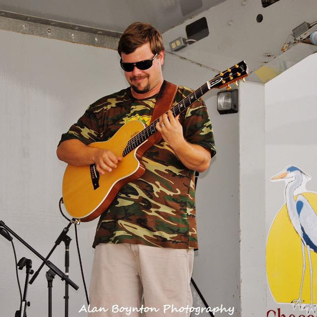 Live music with Pete Hanson