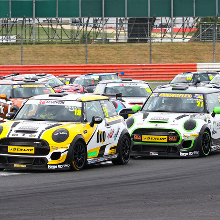 Another Pole Position For Jordan Collard At Silverstone