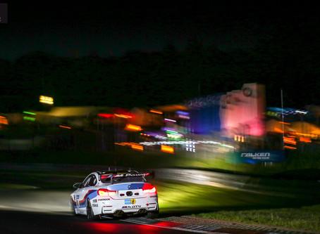 Collard Wins debuting the BMW M4 GT4 at the Nurburgring 24 Hours