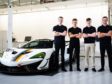Jordan Collard Selected As McLaren Development Driver for 2019