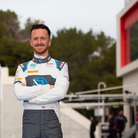 Ricky announces packed 2020 GT season programme with R-Motorsport