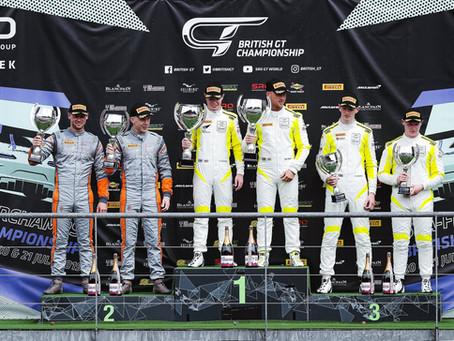 Success for Jordan in Spa debut