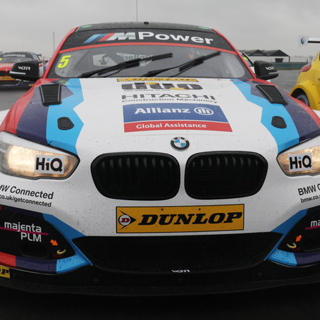 New livery unveiled as Rob gears up for 2018 season