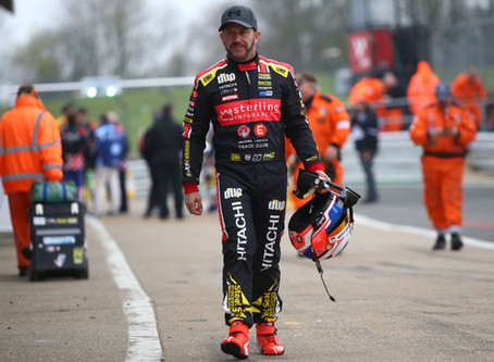 Rob takes the positives from a frustrating weekend at Brands Hatch