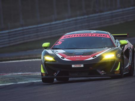 McLaren Choose Tolman Motorsport To Run The Two 570s GT4 Cars