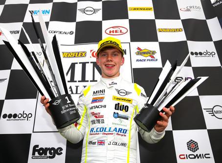 First Win For Jordan Collard In Mini Challenge At Silverstone