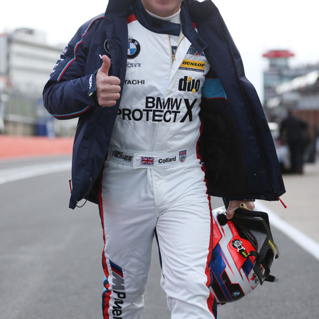 Collard remains the only driver to finish every race in the points