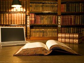 Уникальные и архивные материалы в нашей библиотеке