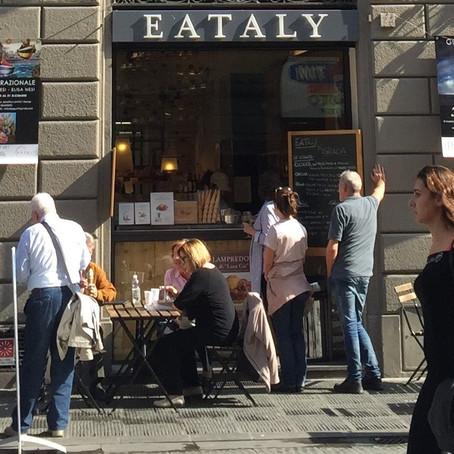A trip to Eataly