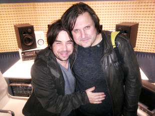 Giuseppe Pippo Distefano and Sergey Sabinin