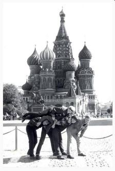 Joanna Stingray, Ivan Sokolovsky, Evgeniy Tikhomirov, Alexander Vasiliev, Sergey Sabinin. 1990.