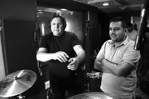 Sergey Sabinin and Premik Jolly
