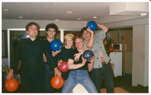 Ivan Sokolovsky, Evgeniy Tikhomirov, Joanna Stingray, Alexander Vasiliev, Sergey Sabinin. 1990.