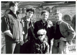 Sergey Sabinin, Evgeniy Tikhomirov, Ivan Sokolovsky, Alexander Vasiliev, Joanna Stingray. 1990.
