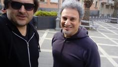Sergey Sabinin and Fabio Costantino