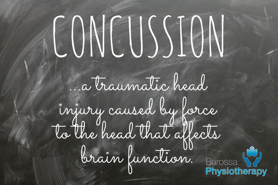 Is it Concussion??