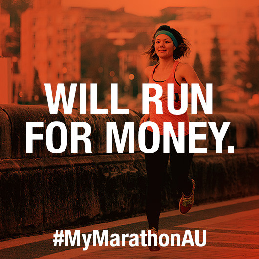 """My Marathon"" in October"