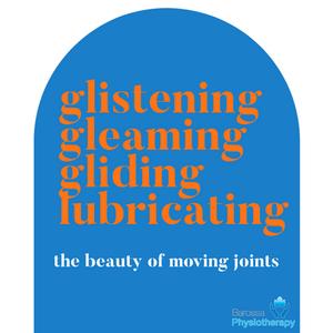 Glistening, Gleaming, Gliding, Lubricating