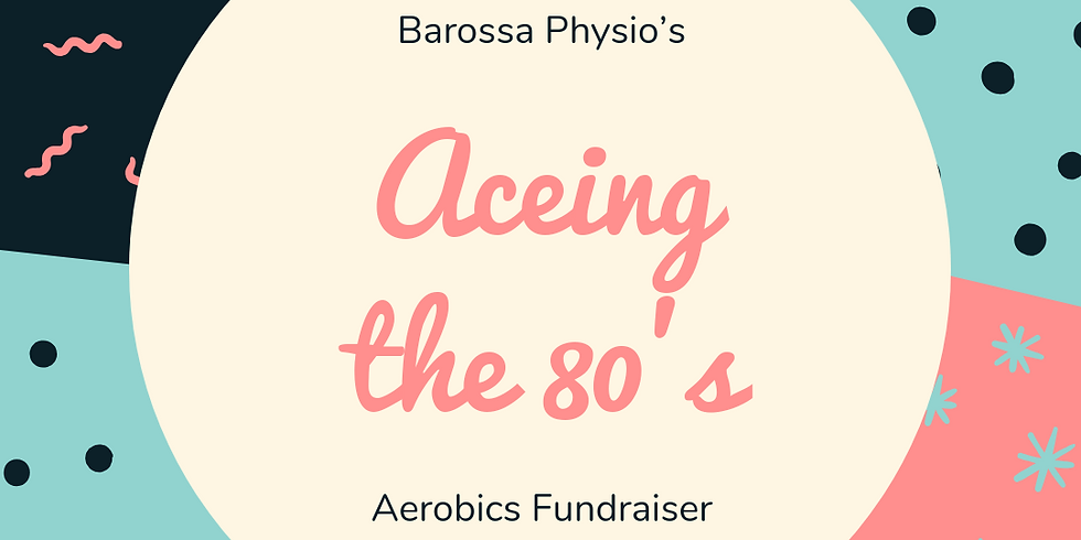Aceing the 80's Aerobics Event (1)
